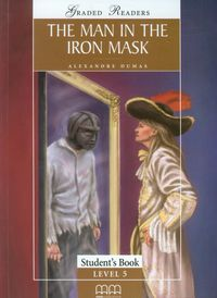 the man in the iron mask students book poziom 5 - ISBNx: 9789604431571