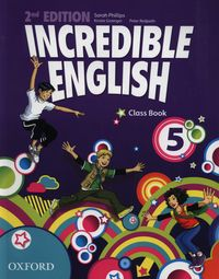 incredible english 2e 5 class book - ISBN: 9780194442329