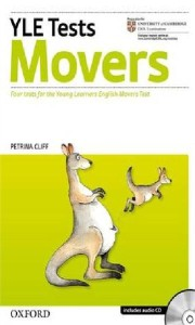 cambridge young learners english tests movers sb pack cd - ISBNx: 9780194577199