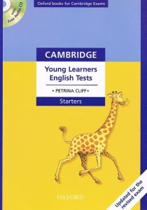 cambridge young learners english tests starters students book with cd - ISBNx: 9780194577144