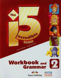 the incredible 5 team 2 wb - ISBN: 9781471522703