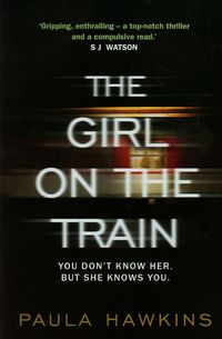 the girl on the train - ISBN: 9780857522320