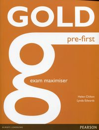 gold pre-first exam maximiser without key - ISBNx: 9781447907275