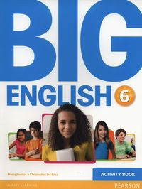 big english 6 activity book - ISBN: 9781447950967