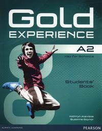 gold experience a2 - students book with dvd-rom - ISBN: 9781447961918