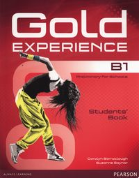 gold experience b1 students book with dvd-rom - ISBN: 9781447961925