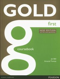 gold first new edition with 2015 exam specifications sb - ISBN: 9781447907145