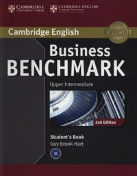 business benchmark 2e upper intermediate business vantage students book - ISBN: 9781107680982