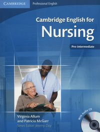 cambridge english for nursing pre-intermediate students book  cd - ISBNx: 9780521141338,