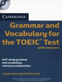 cambridge grammar and vocabulary for the toeic test with answers and audio cds 2 - ISBN: 9780521120067