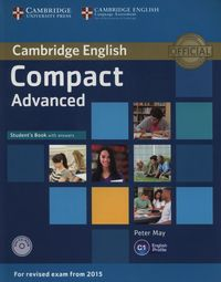 compact advanced sb with answers with cd-rom - ISBN: 9781107418028
