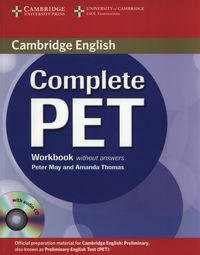 complete pet workbook without answers with audio cd - ISBN: 9780521741392