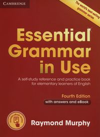 essential grammar in use 4th ed book w ans and interactive ebook - ISBNx: 9781107480537