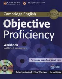 objective proficiency 2nd edtition workbook without answers with audio cd - ISBN: 9781107621565