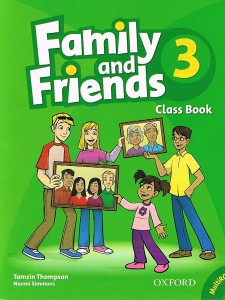 family and friends 3 class book and multirom pack - ISBN: 9780194812313