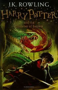 harry potter and the chamber of secrets - ISBN: 9781408855669