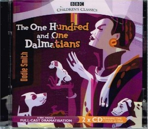 one hundred and one dalmatians audiobook - ISBN: 9781846071119
