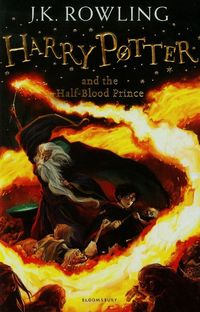 harry potter and the half blood prince - ISBN: 9781408855706
