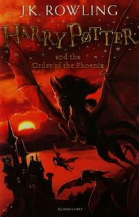 harry potter and the order of the phoenix - ISBNx: 9781408855690
