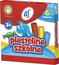plastelina 6 kol as - ISBN: 5900263030507