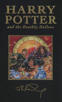 harry potter  the deathly hallows - ISBN: 9780747591078