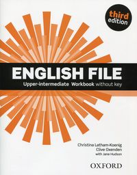 english file third edition upper-intermediate workbook - ISBN: 9780194558495