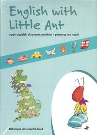 english with little ant - ISBNx: 9788364631238