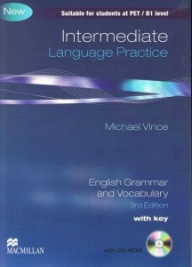 intermediate language practice  cd-rom z kluczem - ISBN: 9780230727014