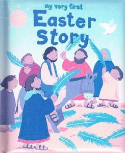 my very first easter story - ISBN: 9780745962160