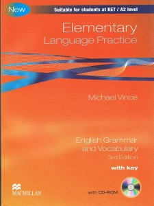 elementary language practice  cd-rom z kluczem - ISBN: 9780230726963