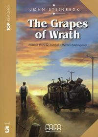 the grapes of wrath students book poziom 5 - ISBNx: 9789605734497