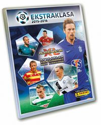 adrenalyn xl album ekstraklasa 2015 2016 - ISBN: 8018190072167