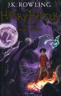 harry potter and the deathly hallows - ISBN: 9781408855713