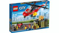 lego city helikopter strażacki - ISBN: 5702015591874