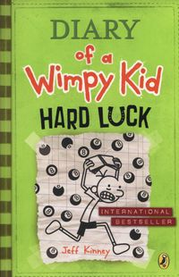 diary of a wimpy kid hard luck - ISBNx: 9780141355481
