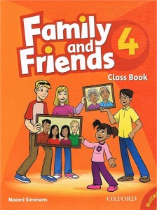 family and friends 4 class book and multirom pack - ISBN: 9780194802789