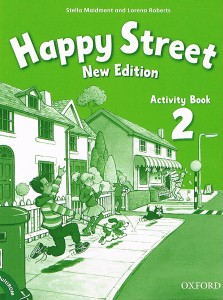 new happy street 2 activity book and multi-rom pack - ISBN: 9780194730921