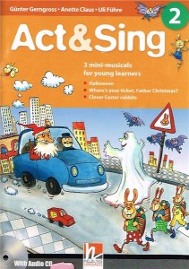 act  sing 2 - ISBN: 9783852722290