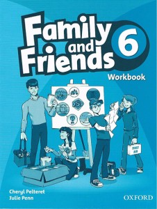 family and friends 6 workbook - ISBN: 9780194803038