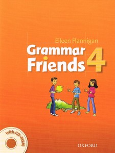 grammar friends 4 students book pack with cd-rom - ISBN: 9780194780155