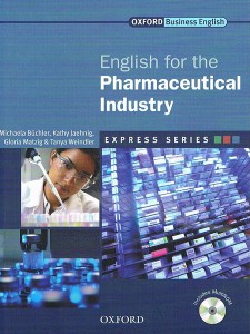 english for pharmaceutical industry students book pack cd-rom express series - ISBN: 9780194579247