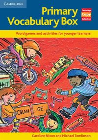 cambridge copy collection primary vocabulary box word games and activities for younger learners - ISBN: 9780521520331