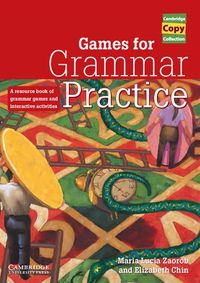 cambridge copy collection games for grammar practice - ISBN: 9780521663427