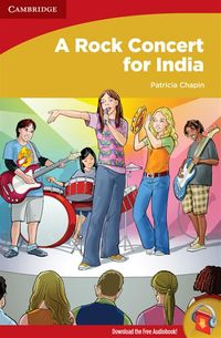 a rock concert for india - ISBN: 9780521736916