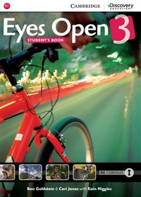 eyes open level 3 students book - ISBN: 9781107467620