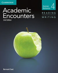 academic encounters 2e 4 reading writing students book - ISBN: 9781107602977