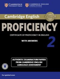 cambridge english proficiency cpe 2 students book pack students book with answers  audio cds - ISBN: 9781107646513