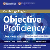 objective proficiency audio cd set 2 cds 2nd edition - ISBN: 9781107676343