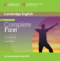 complete first 2e cl cds 2 - ISBN: 9781107687349