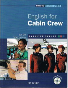 english for cabin crew students book pack cd-rom express series - ISBN: 9780194579575